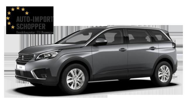 Peugeot 5008 Active, Auto-Import Schopper EU-Neuwagen Konfigurator