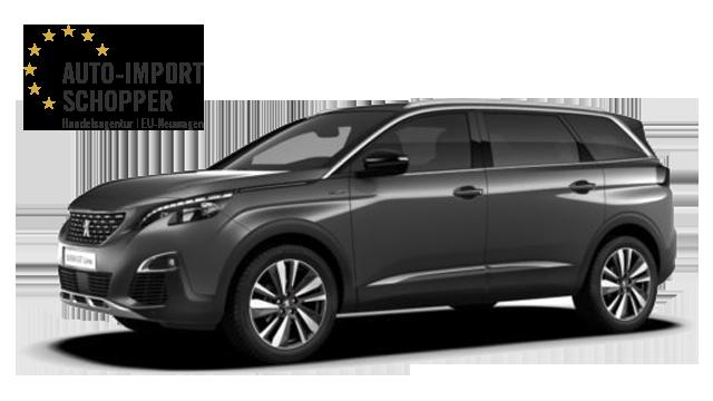 Peugeot 5008 GT-Line, Auto-Import Schopper EU-Neuwagen Konfigurator