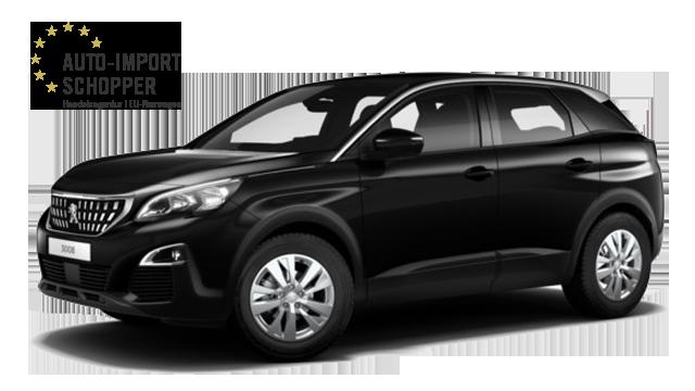 Peugeot 3008 Active, Auto-Import Schopper EU-Neuwagen Konfigurator