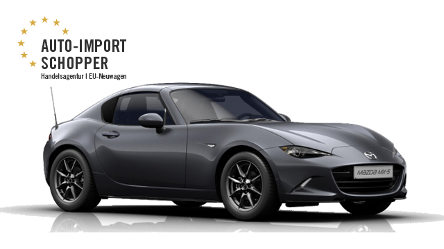 Mazda MX-5 RF Revolution, Auto-Import Schopper EU-Neuwagen Konfigurator